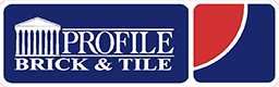 Profile Brick & Tile Logo